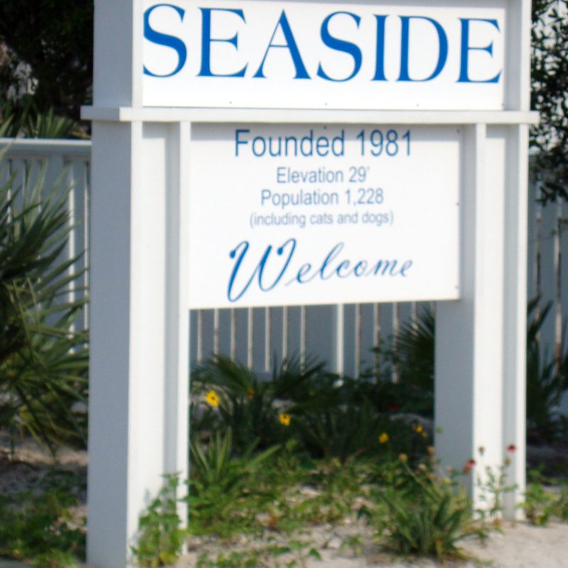 Things to do in Seaside, Florida: Where we stayed