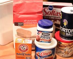 DIY Gift: Biscuit Mixes